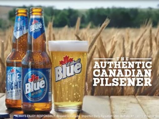 "Labatt Blue ""Blue Gold""<span class="