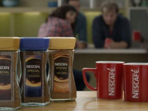 Nescafe – Les AmisJalil Lespert/Quad