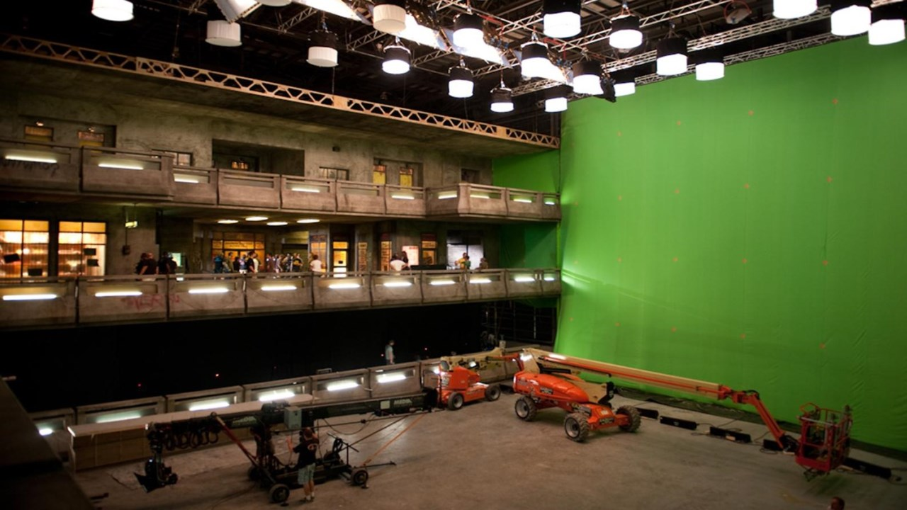 8 Cape Town Film Studios Stage 1