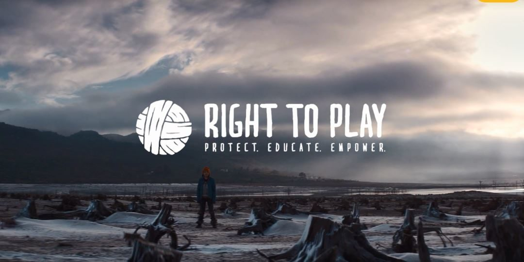 Right to Play – We Will Rise. Shot by Mark Zibert