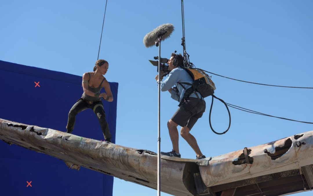 Tomb Raider shot in South Africa (Article from KFTV 16/3/18)