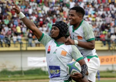 The Rugby Africa Cup - Madagascar 1