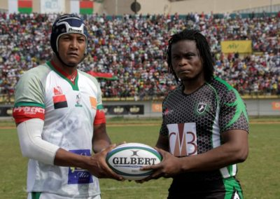 The Rugby Africa Cup - Madagascar 2