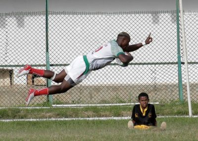 The Rugby Africa Cup - Madagascar VS Nigeria 1