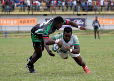 The Rugby Africa Cup - Madagascar VS Nigeria 3