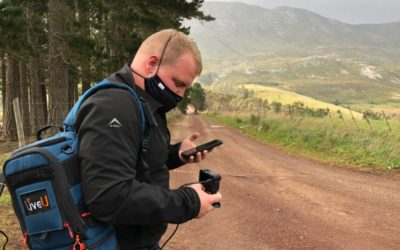 Testing bandwidth and connectivity in remote locations