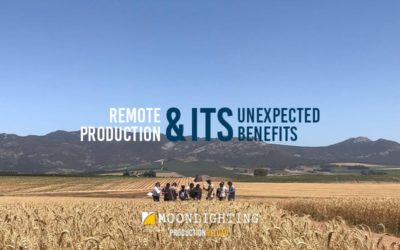 REMOTE PRODUCTION and its unexpected benefits