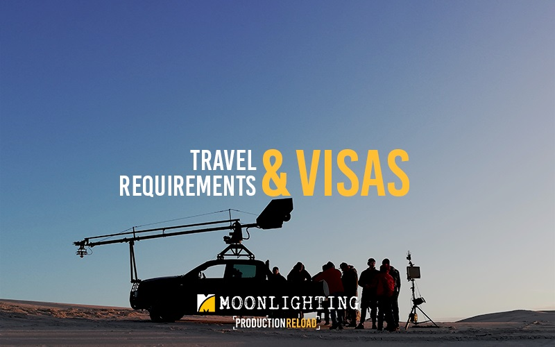TRAVEL REQUIREMENTS and visas (updated 24 Nov)