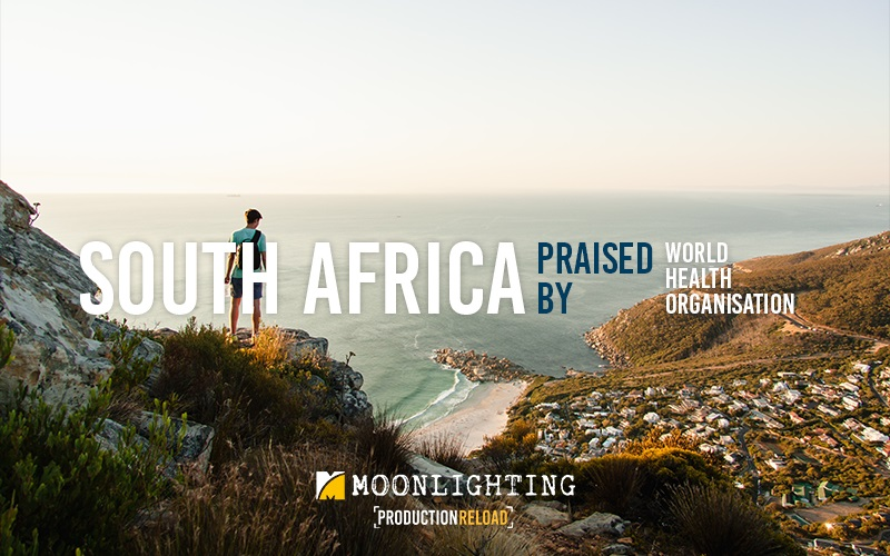 SOUTH AFRICA: praised by World Health Organisation for our Covid strategy