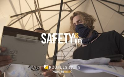 SAFETY IS KEY: Pandemic-proof production protocols (updated 9 December)