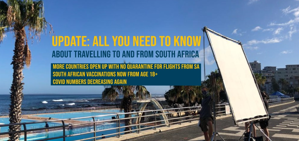 ALL YOU NEED TO KNOW about | travelling to South Africa | airlines |our vaccination & covid numbers |travelling without quarantine